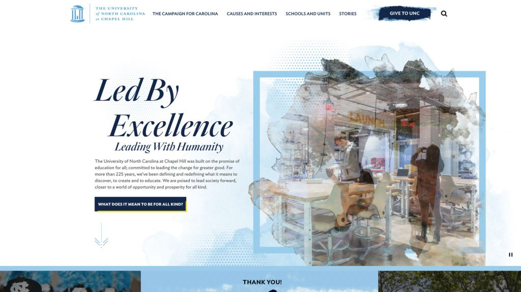 Top 10 Capital Campaign Websites For Higher Education Durkan Group